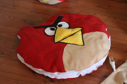 IMG 5972 500x333 DIY Angry Bird Costumes