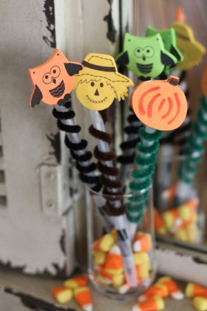 IMG 6213 300x450 Easy Fall Pen/Pencil Toppers