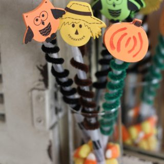 Easy Fall Pen/Pencil Toppers