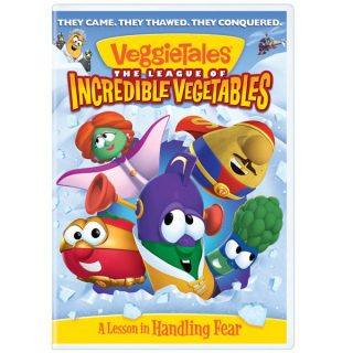 The League of Incredible Vegetables:  Review & Giveaway (4 winners)