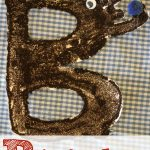 Alphabet Craft:  B is for Bear