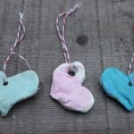 Baking Soda Clay Ornaments 150x150 Show and Share Saturday Link Up!