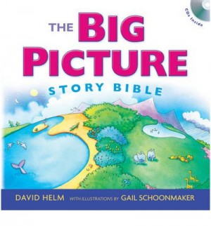 Big Picture Story Bible 300x322 The Best Bibles for Babies, Toddlers, & Preschoolers