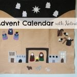 Winners of the Felt Advent Calendars with Nativity Scenes