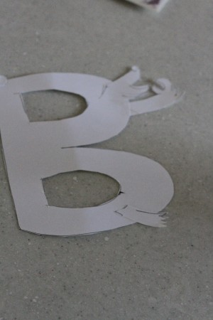 IMG 6182 300x450 Alphabet Craft:  B is for Bear