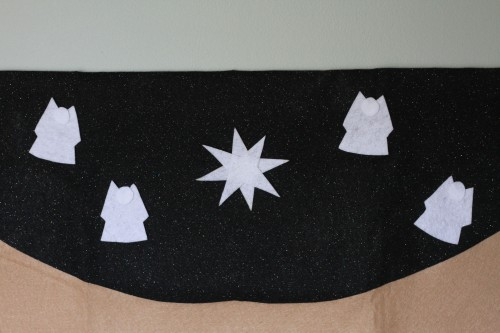 IMG 6291 500x333 Felt Advent Calendar with Nativity Scene:  Product Review & Giveaway (2 winners)