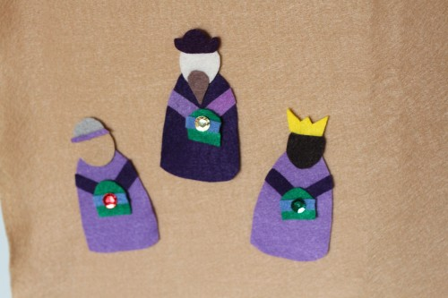 IMG 6293 500x333 Felt Advent Calendar with Nativity Scene:  Product Review & Giveaway (2 winners)
