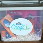 Winner of the Elmer's Craft It! Giveaway