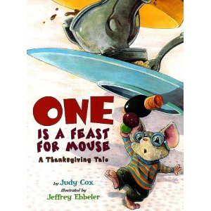 """One is a Feast for Mouse"" Read-Aloud & Relay"