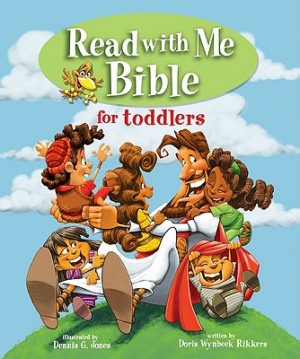 Read with Me Bible for Toddlers 300x359 The Best Bibles for Babies, Toddlers, & Preschoolers