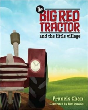 The Big Red Tractor 300x375 The Best Bibles for Babies, Toddlers, & Preschoolers