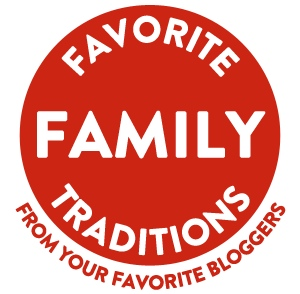 Traditions1 Favorite Family Traditions from Allison of No Time for Flash Cards