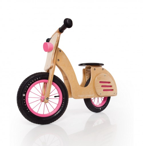 balance bike whirl 500x513 Prince Lionheart Balance Bike:  Review & Giveaway