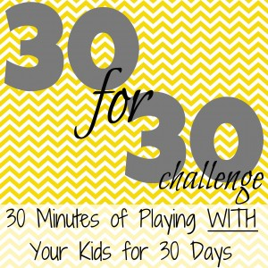 30-for-30-Challenge