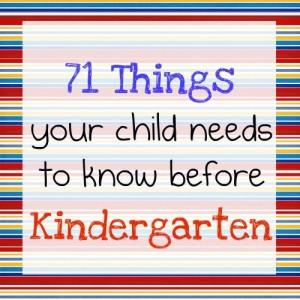 71 things