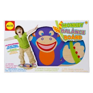 Alex Monkey Balance Board Great Deals on Toys Today!