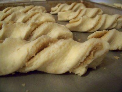 Brown Sugar Biscuit Twists Creating a December Bucket List