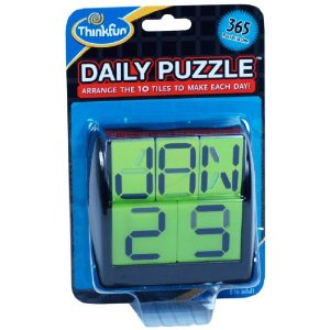 Daily Puzzle Last Minute Gift Ideas