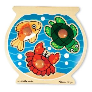 Fish Puzzle Last Minute Gift Ideas