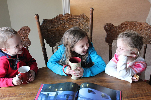 Hot Cocoa Story Creating a December Bucket List