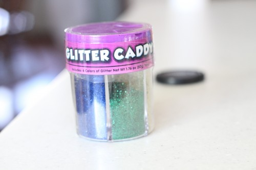IMG 7380 500x333 New Year Glitter Playdough