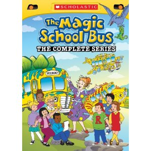 Magic School Bus Last Minute Gift Ideas