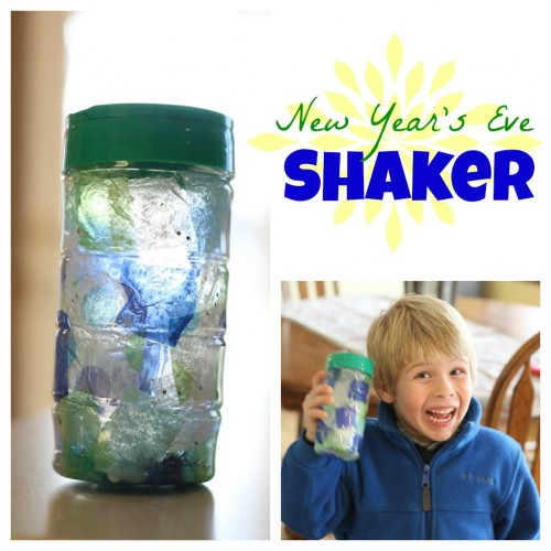 New Year's Eve Shaker