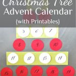 christmas tree printable advent calendar2 620x975 150x150 Show and Share Saturday Link Up!
