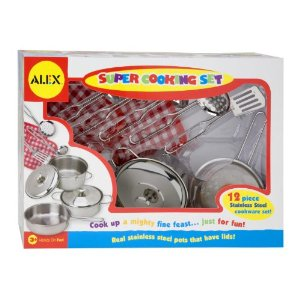 cooking set Great Deals on Toys Today!