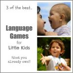 3 of the Best Language Games for Little Kids 150x150 A Language Rich Environment