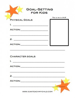 Goal-Setting for Kids