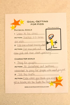 IMG 7810 300x450 Goal Setting for Kids (free printable)