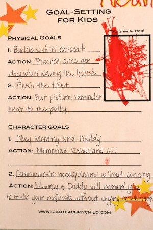 IMG 7818 300x450 Goal Setting for Kids (free printable)