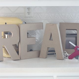 Easy Decor Idea to Promote Reading