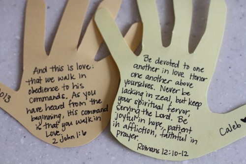 IMG 7858 500x333 Scriptures to Pray for Each of My Children in 2013