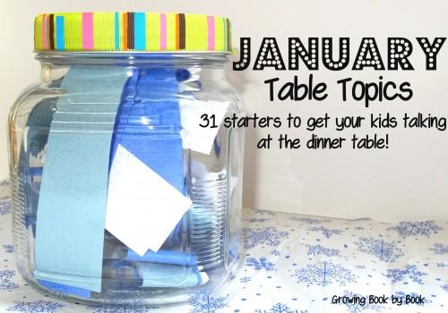 January-Table-Topics