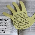 Scriptures to Pray for Each of My Children in 2013 150x150 5 Things Fathers Should Teach Their Little Boys