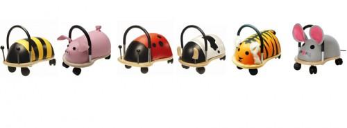 WheelyBug Options