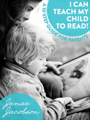 cover1 300x400 I Can Teach My Child to Read eBook