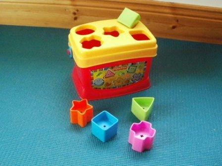 shape sorter 3 of the Best Language Games for Little Kids