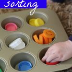 Bottle Cap Sorting 150x150 Conversation Heart Graphing