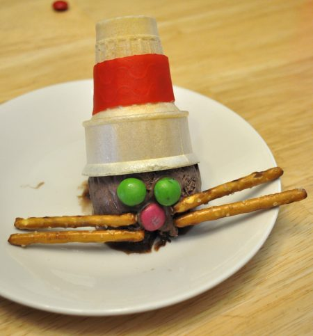 Cat in the Hat Ice Cream - Dr Seuss Activity