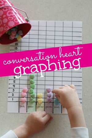 Conversation Heart Graphing 300x450 Conversation Heart Graphing