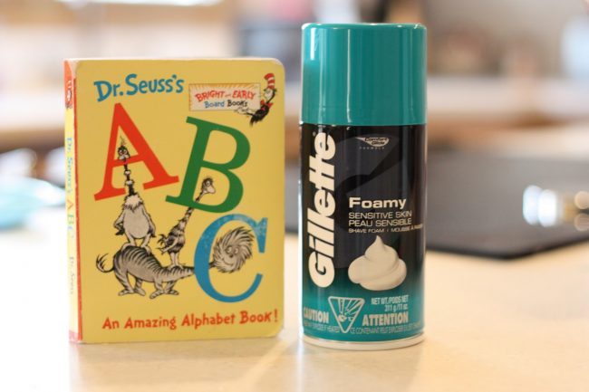 Dr. Seuss's ABCs dr seuss activity