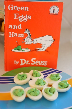 Green Eggs and Ham 300x450 The Ultimate List of Dr. Seuss Activities