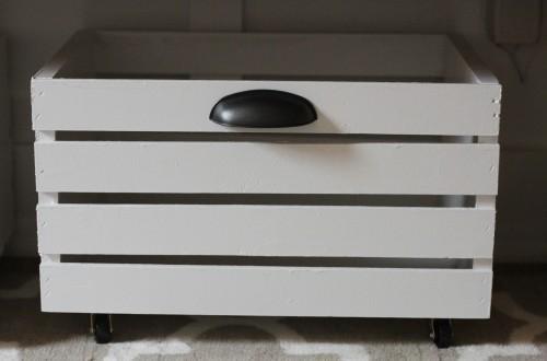 IMG 8150 500x330 DIY Rolling Storage Bin
