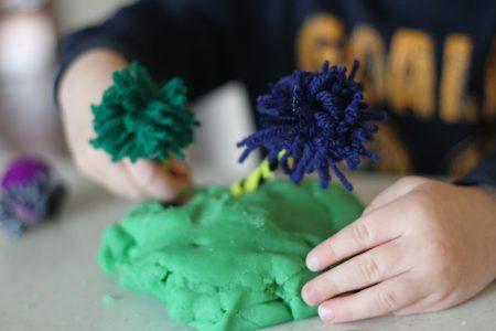 truffula tree craft