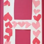 Super Simple H is for Heart Alphabet Craft 150x150 Alphabet