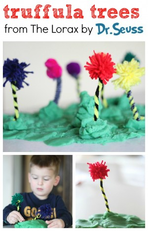 Truffula Trees Craft from The Lorax 300x468 Truffula Trees Craft from The Lorax