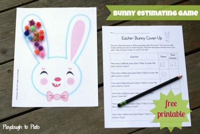 Bunny Estimating Game